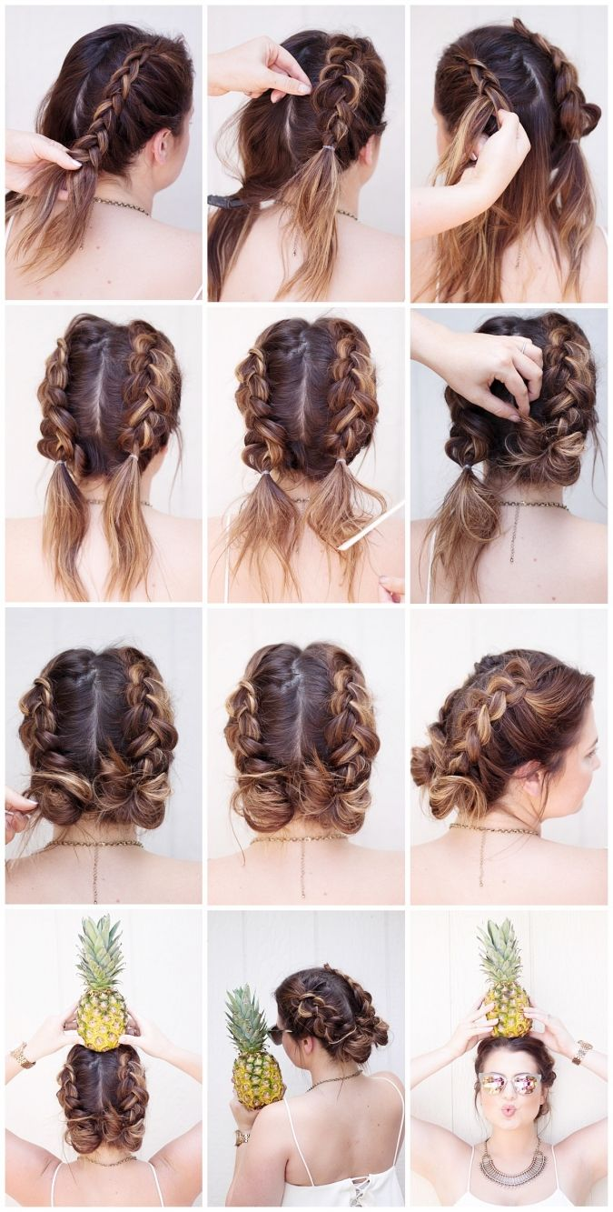 tutorial tuesday, braids, tutorials, beauty blogger, sunkissed and madeup, summe...