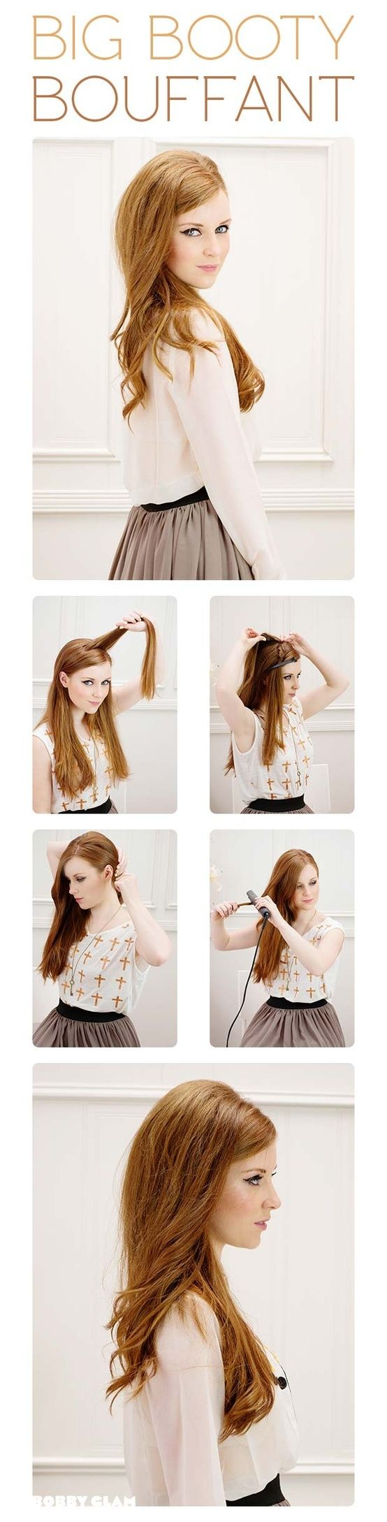Useful Hair Tutorials