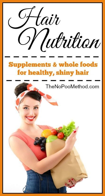Hair Nutrition -Supplements and whole foods for healthy, shiny hair- thenopoomet...