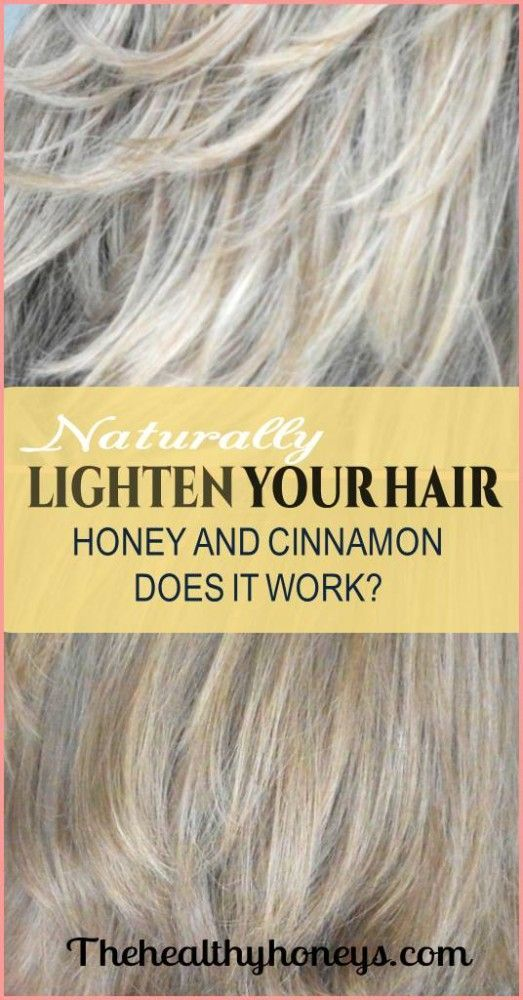 Naturally lighten hair with honey and cinnamon: Does it really work? - The Healt...