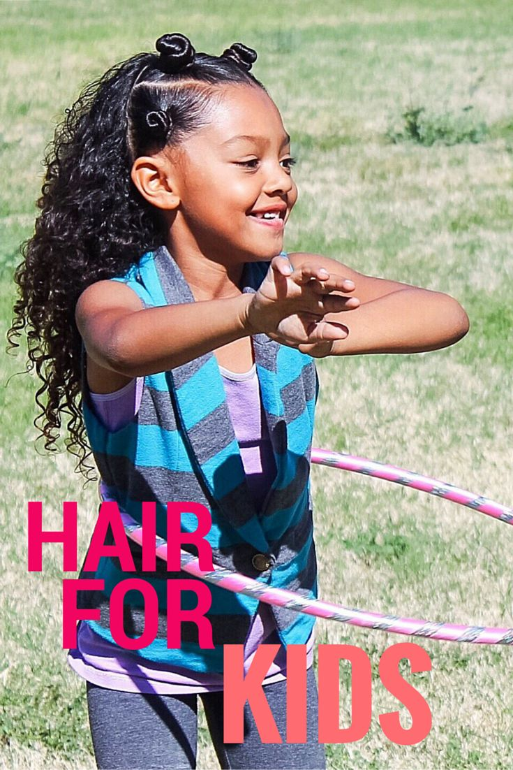 Awesome hairstyles for kids