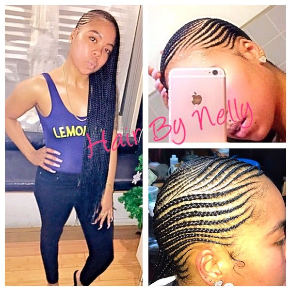 Naturel Hair Care Beyonca C Inspired Style Braids Beauty Haircut