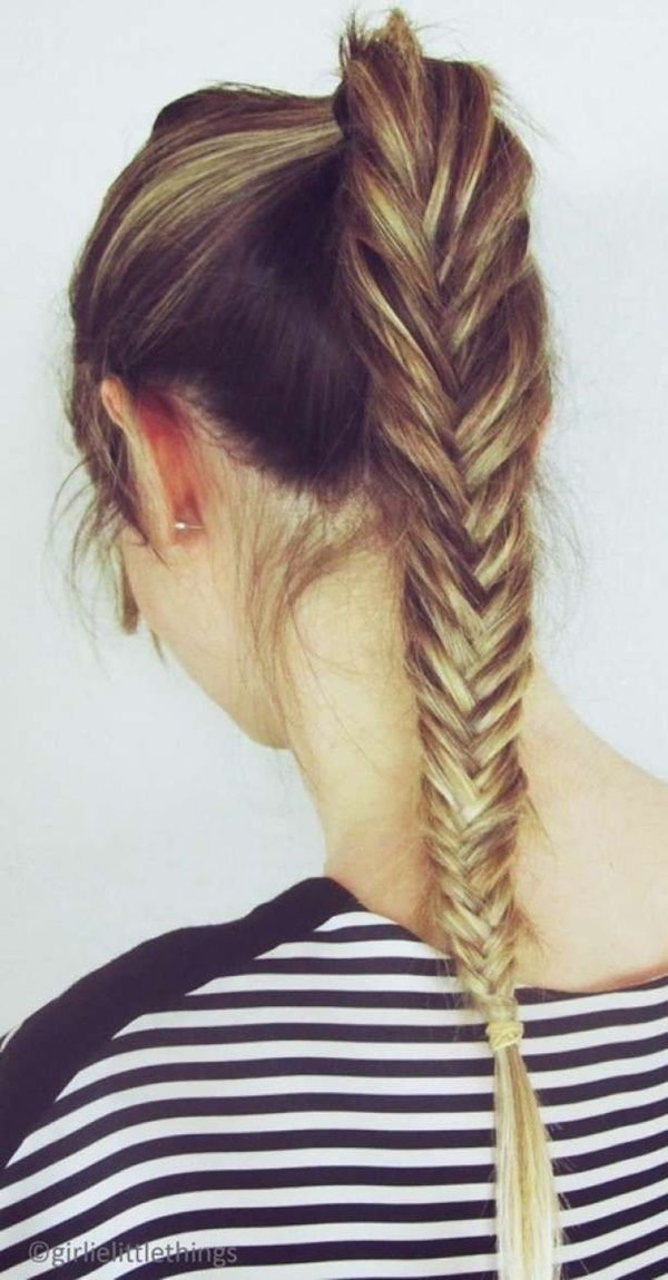 Quick And Easy Hairstyles For School 40 Simple And Easy