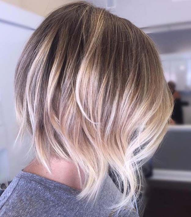 Balayage Ideas for Short Hair - Balayage Short Hairstyle - Tips, Tricks, And Ide...