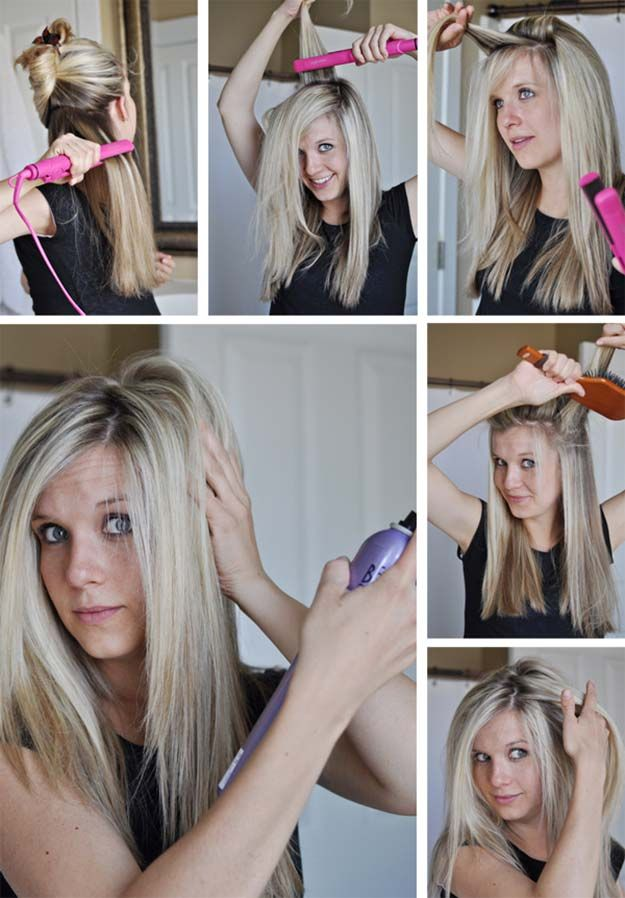 Quick And Easy Hairstyles For School Cool Hairstyles You Can