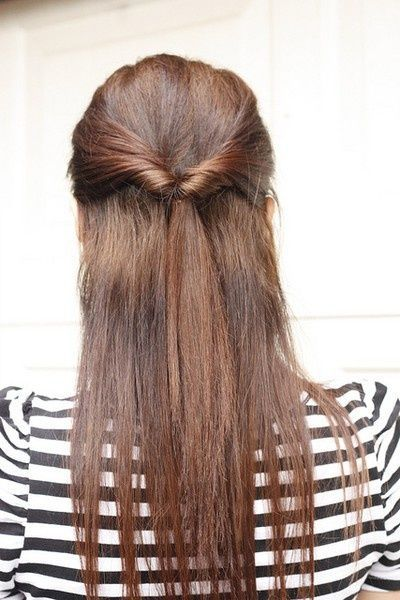 Quick And Easy Hairstyles For School Need An Updo Quick Easy Cute
