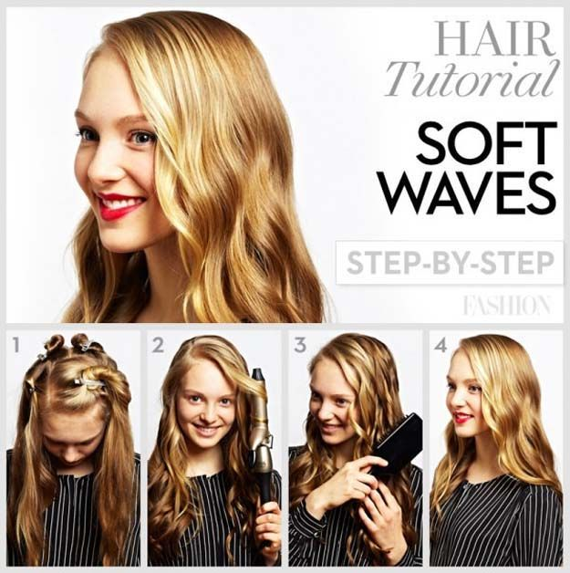 Quick And Easy Hairstyles For School : Quick and Easy Hairstyles for ...