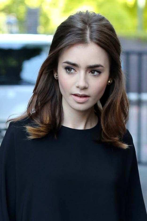 The 48 Best Medium-Length Hairstyles to Steal For Yourself - Chic Bouffant Style...