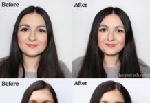 how to make hair look thicker instantly