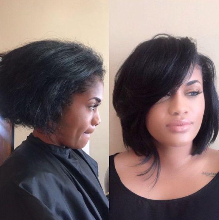 Beautiful transformation by @dereqc - blackhairinformat...