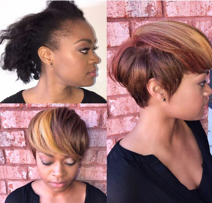 Beautiful transformation by Kisha Jefferson - blackhairinformat...