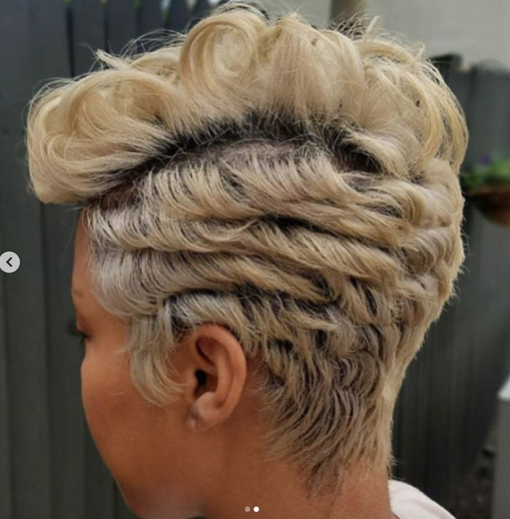 Cute cut and color by @hairhype_ - blackhairinformat...