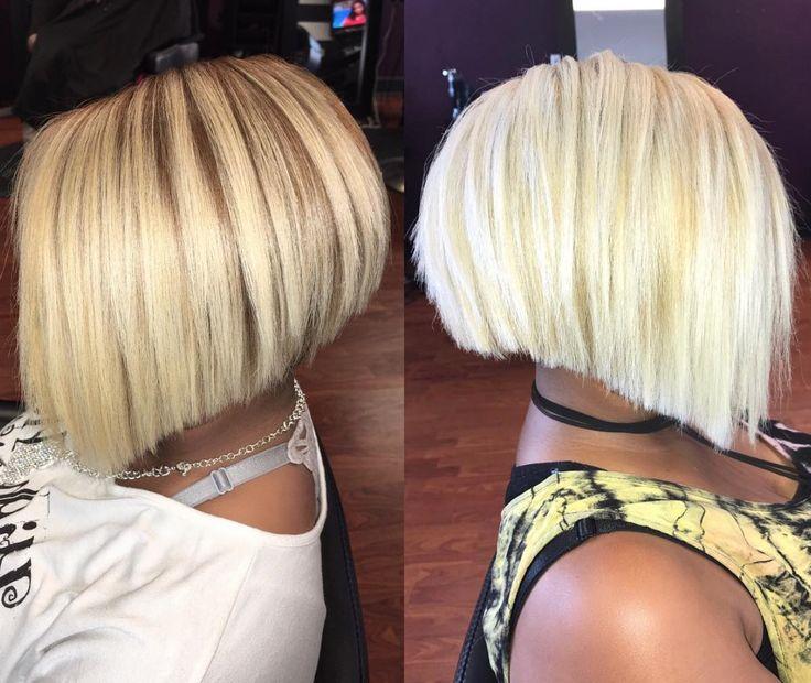 Cute summer hair by Kisha Jefferson - blackhairinformat...