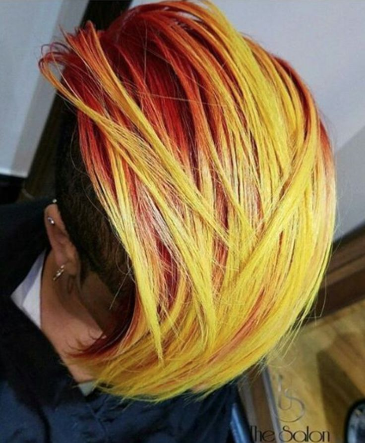 Fierce color by hairanointing - blackhairinformat...