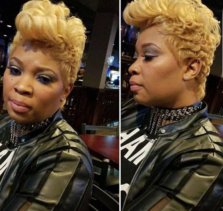 Fierce @hair__love_style - blackhairinformat...