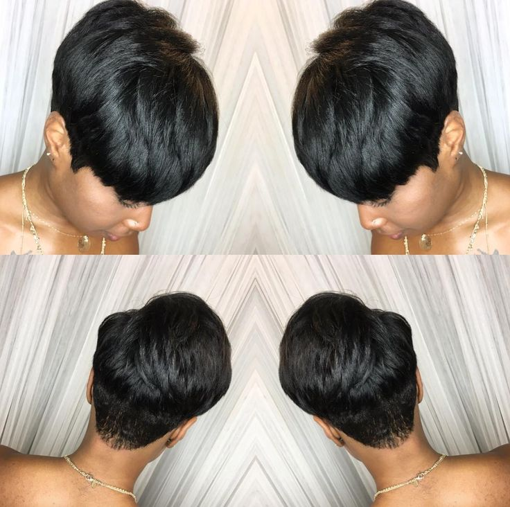 Flawless quick weave @hairbylatise - blackhairinformat...