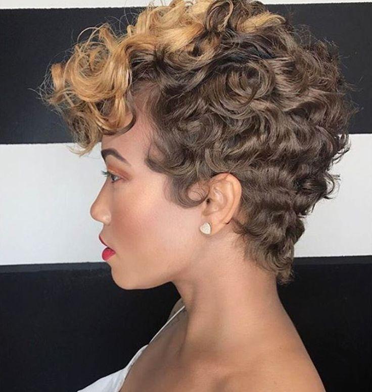 Gorgeous cut and color by Kisha Jefferson - blackhairinformat...