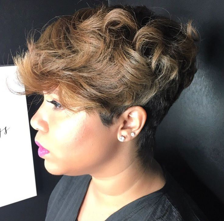 Gorgeous cut by @khimandi - blackhairinformat...
