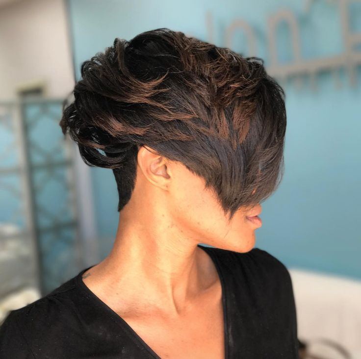 Hair Slayed by @hautehairbylauren - blackhairinformat...