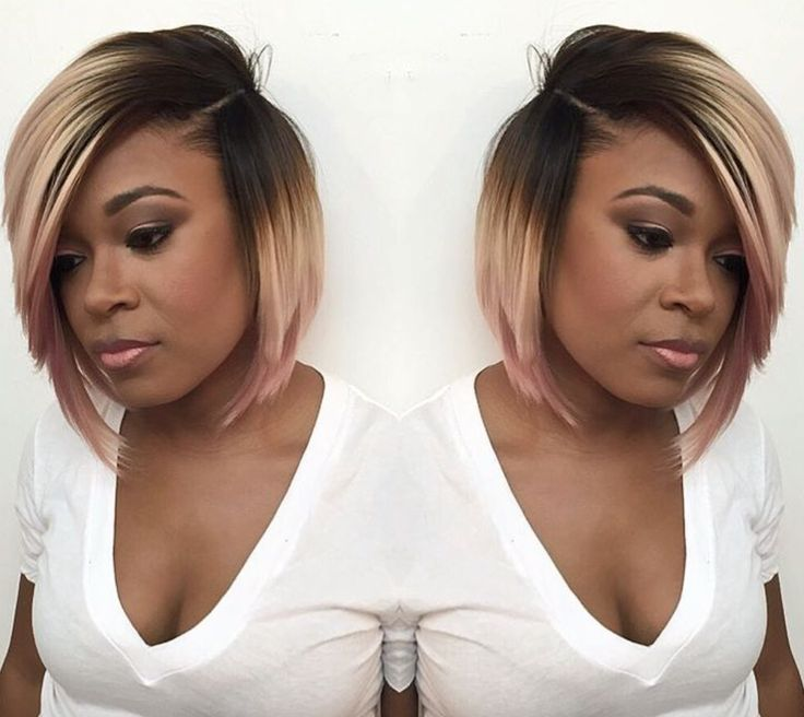 Obsessed with this bob by @hairbylatise - blackhairinformat...