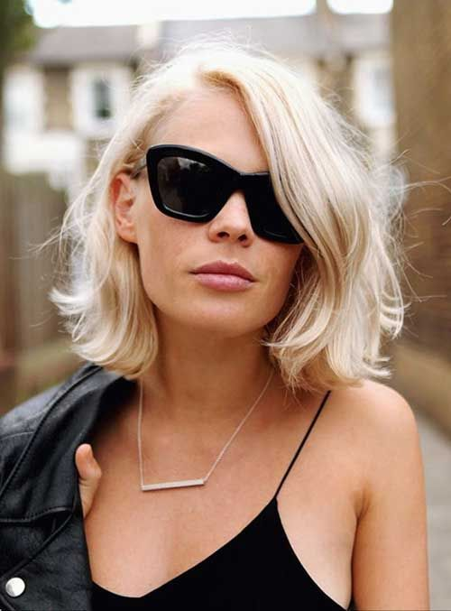 10 Bob Hairstyles with Color - 7 #Hairstyles