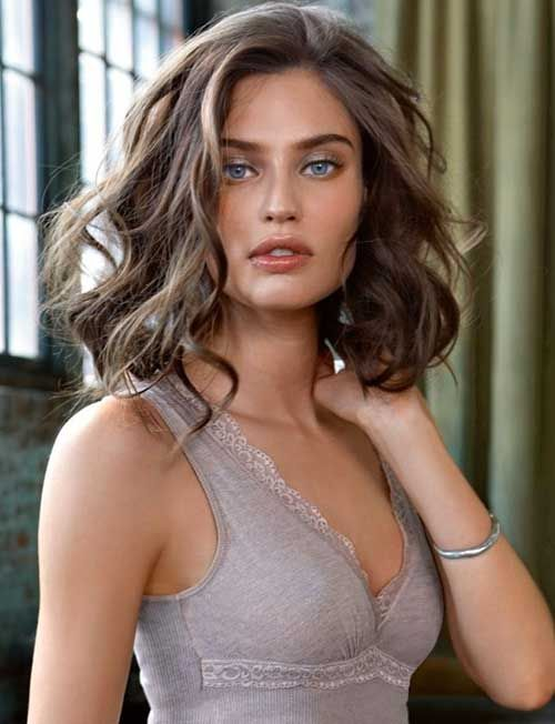 12 Brown Bobs Hairstyles - 2 #Hairstyles