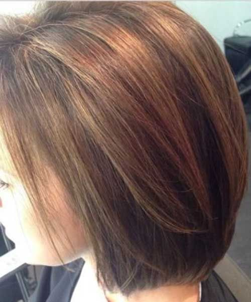 12 Brown Bobs Hairstyles - 9 #Hairstyles