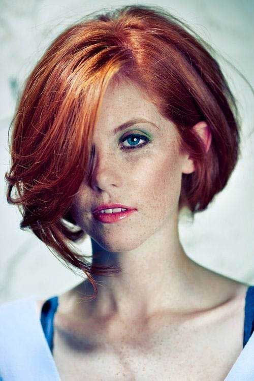 15 Bob Hairstyles with Color - 1 #Hairstyles