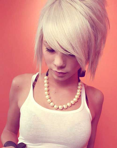 15 Bob Hairstyles with Color - 2 #Hairstyles