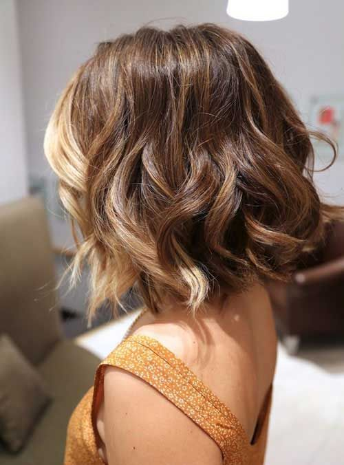 15 Bob Hairstyles with Color - 4 #Hairstyles