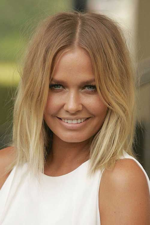 15 New Shoulder Length Bob Hairstyles - 5 #Hairstyles