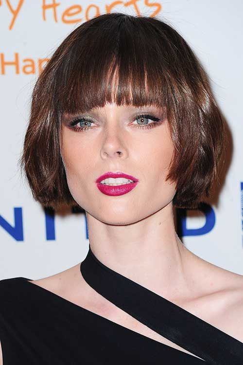 20 Best Blunt Bob Haircuts - 15 #Hairstyles