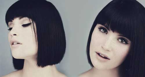 20 Best Blunt Bob Haircuts - 5 #Hairstyles