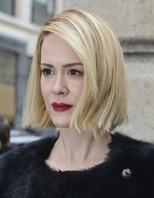 20 Best Blunt Bob Haircuts - 6 #Hairstyles
