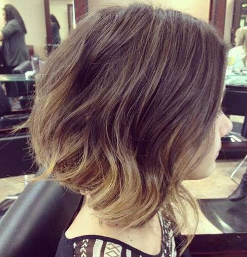20 Long Bob Ombre Hair - 10 #Hairstyles