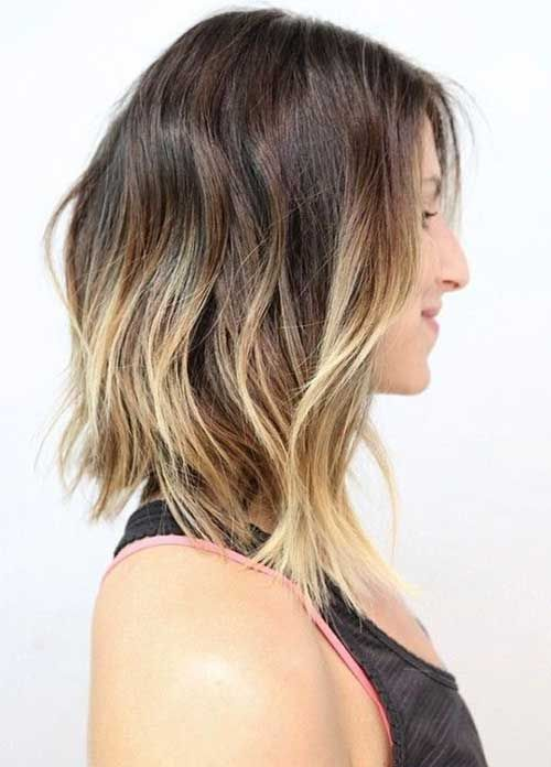 20 Long Bob Ombre Hair - 2 #Hairstyles
