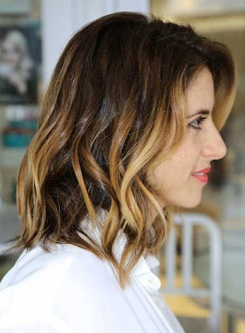 20 Long Bob Ombre Hair - 6 #Hairstyles
