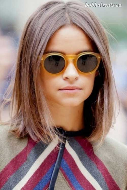 20 New Long Bobs for Fine Hair #BobHaircuts