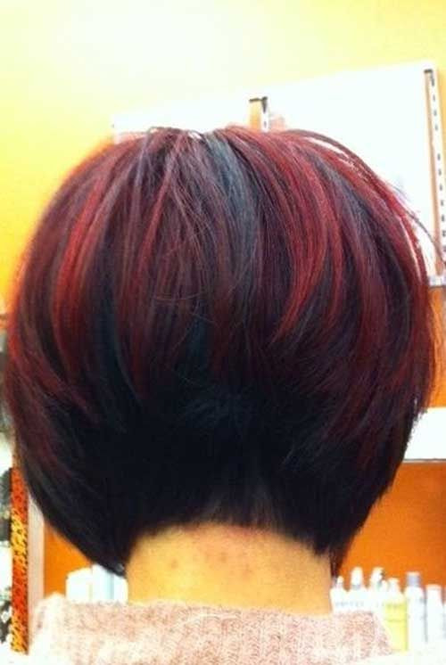 20 Red Bobs Hairstyles - 15 #Hairstyles