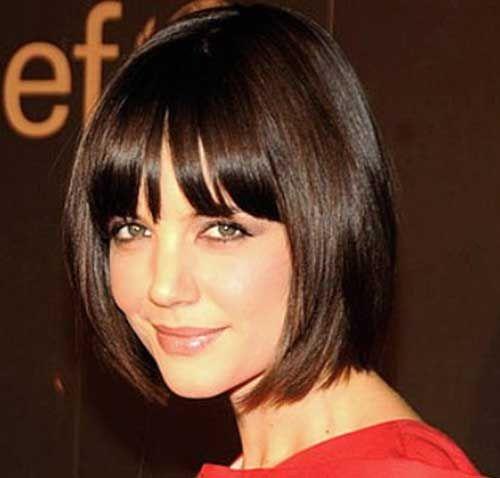 25 Katie Holmes Bob Haircuts - 2 #Hairstyles