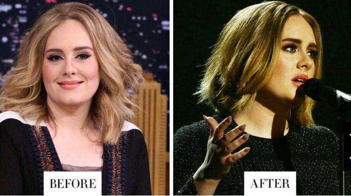 Adele New Bob Hairstyle #VIPBOB
