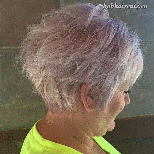 Best Short Haircuts for Women Over 50 #BobHaircuts