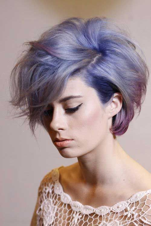 Bob Hairstyles with Color - 3 #Hairstyles