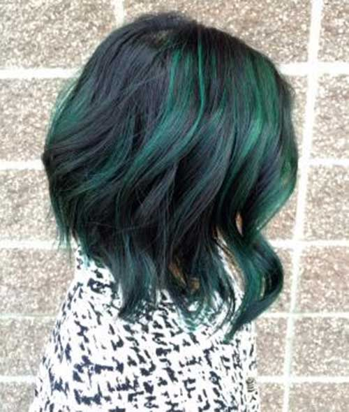 Bob Hairstyles with Colors - 3 #Hairstyles