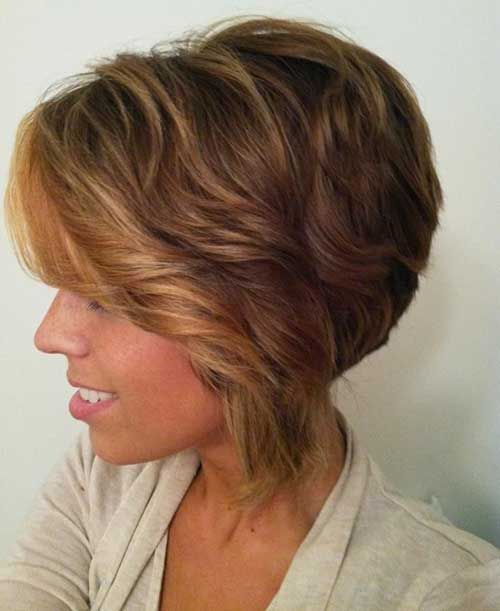 Bob Hairstyles with Colors - 5 #Hairstyles