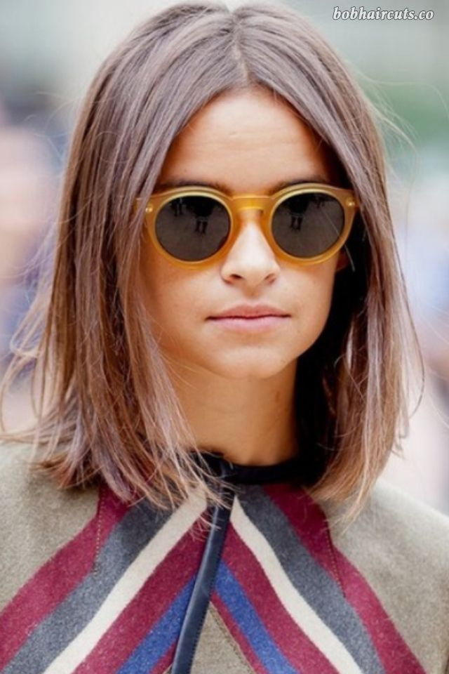 Hairstyles to Try: Long Bobs for the Coming Season #BobHaircuts