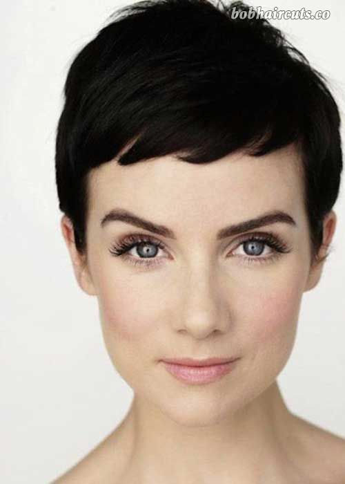 Pixie Haircuts for Fine Hair You Can Try #BobHaircuts