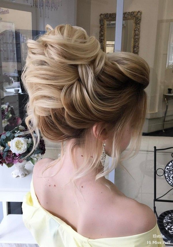 100 Wow-Worthy Long Wedding Hairstyles from Elstile | Hi Miss Puff - Part 28