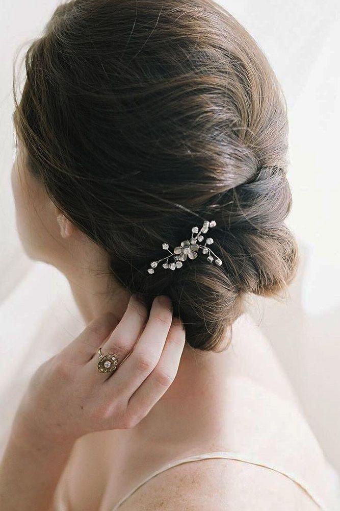 30 Bright Ideas For Fall Wedding Hairstyles ❤ See more: www.weddingforwar... #...