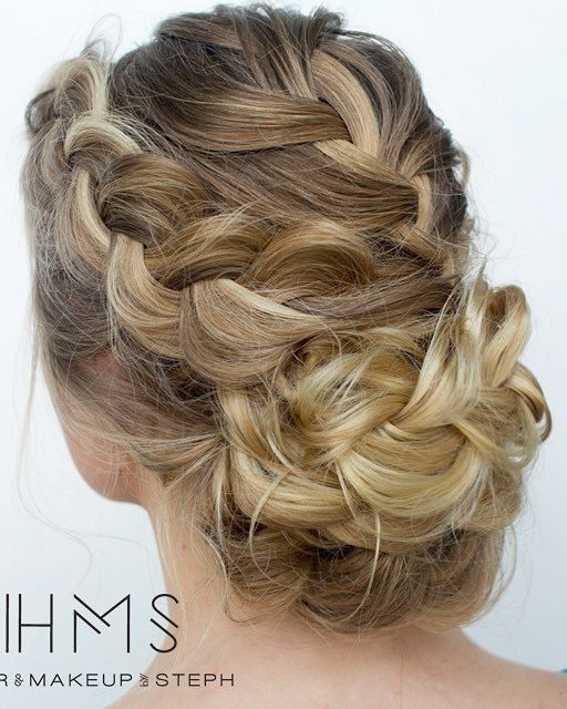 110 Wedding Hairstyles for Long Hair from Hair and Makeup by Steph   Hi Miss Puf...